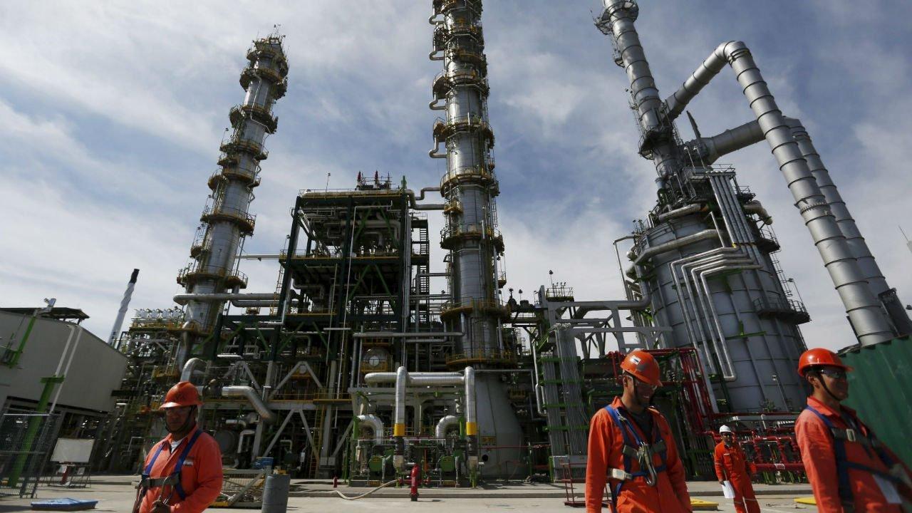 Pemex descubre el mayor yacimiento petrolífero en campos terrestres en 15 años