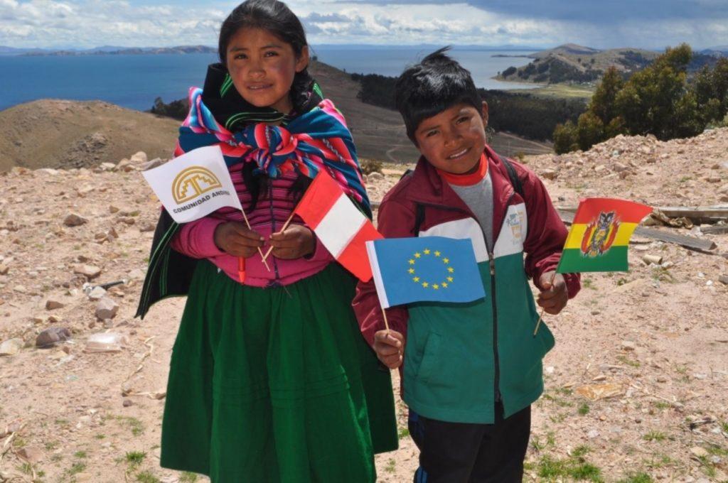 Presentan proyectos en Perú y Bolivia, respaldados por la Unión Europea y Comunidad Andina
