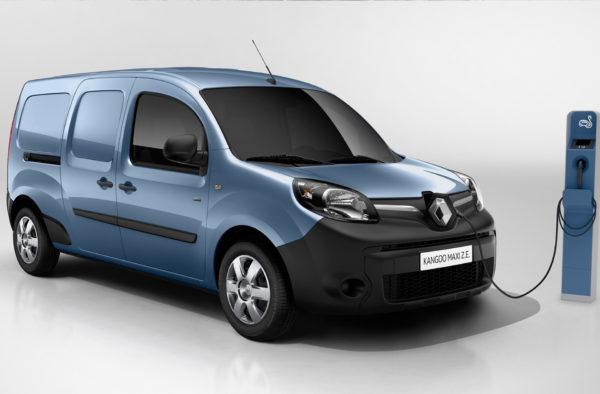 RenaultKangoo eléctrica