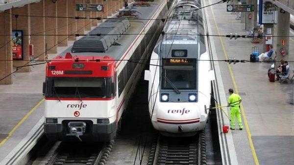 Trenes cercanías y Larga Distancia