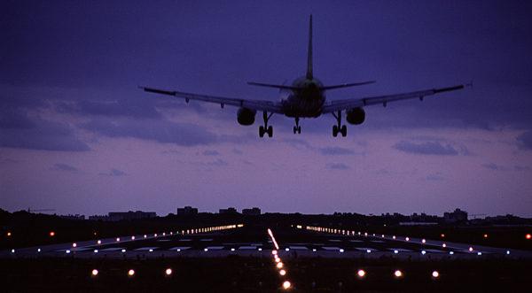 trafico aéreo