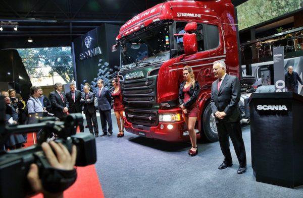 ventas de camiones
