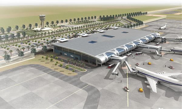 Aeropuerto Internacional Blaise Diagne