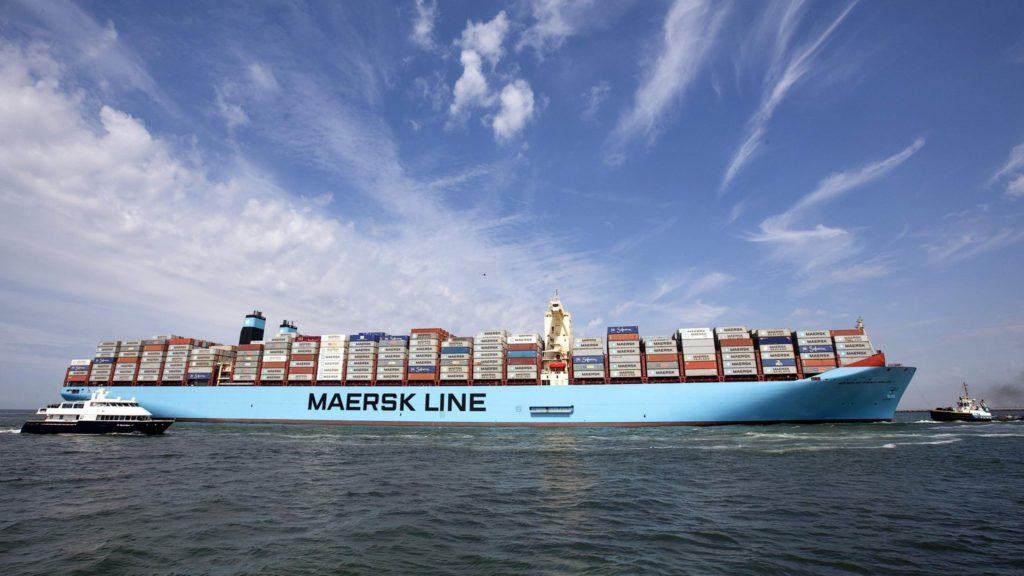 América Latina, en la mira de la naviera Maersk