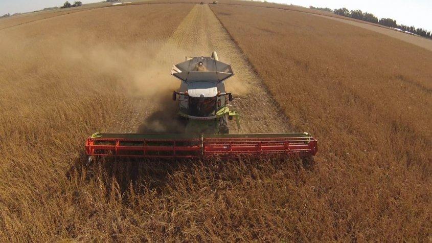Brasil prevé una cosecha de 219,5 millones de toneladas de granos en 2018