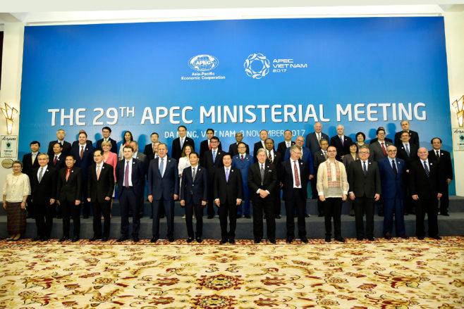 Chile inicia desde ya la preparación y logística para la reunión de APEC en 2019