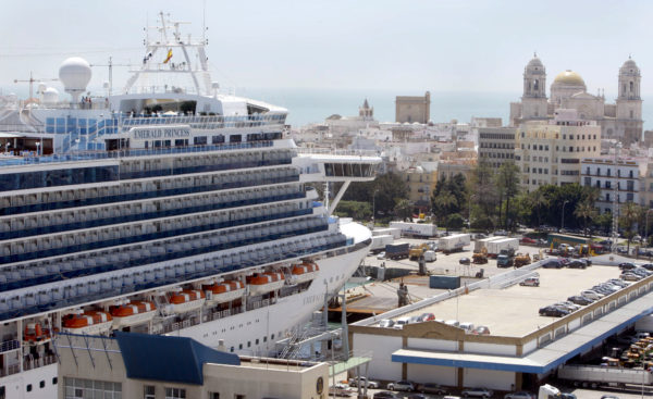 Cruceros Cádiz