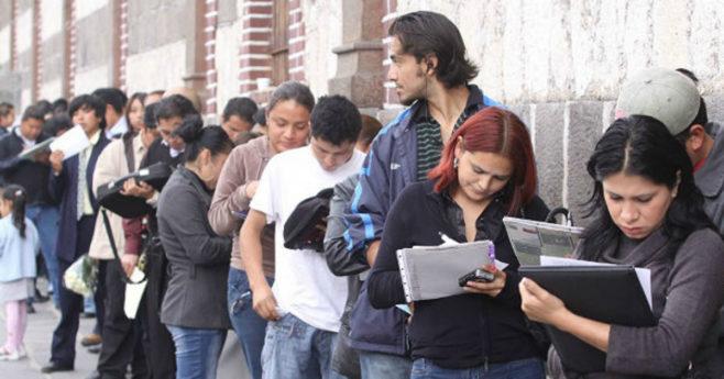 El desempleo sube por tercer año en América Latina, según la OIT