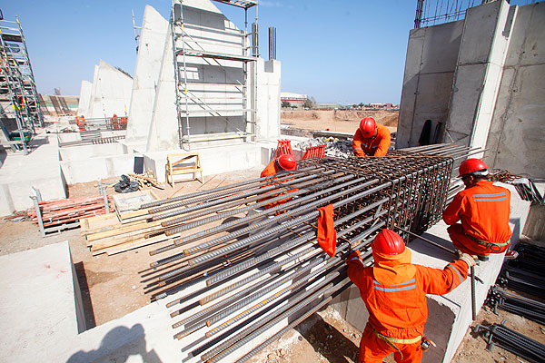 Estiman que la inversión en construcción en Chile caerá un 1,8% al cierre de 2017