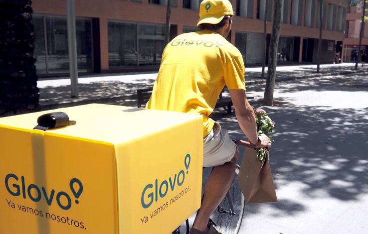 La compañía de mensajería Glovo pone sus ojos en Latinoamérica, e inicia operaciones en Perú