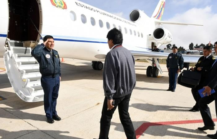 Gobierno de Bolivia avanza con su gira en Europa, centrada en medio ambiente y ferrocarril
