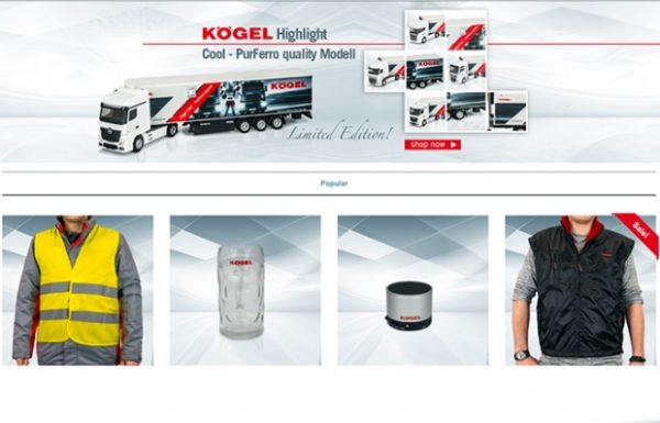 kögel fan shop