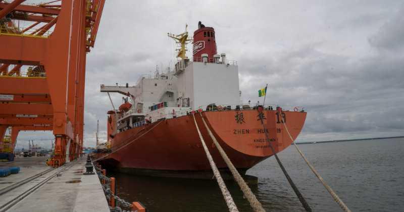 Las importaciones de Colombia continúan al alza