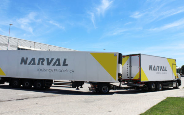 Megacamión Narval