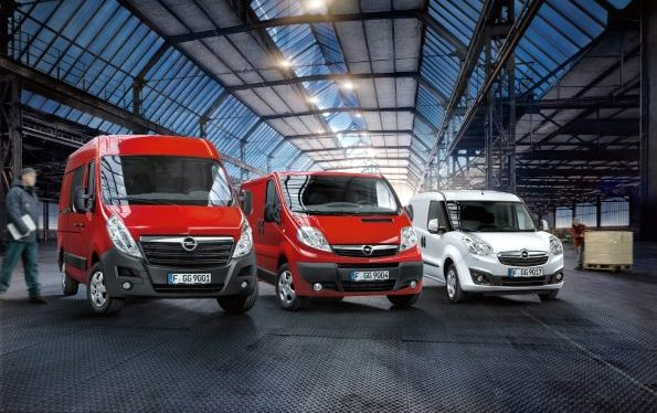 Opel Comerciales