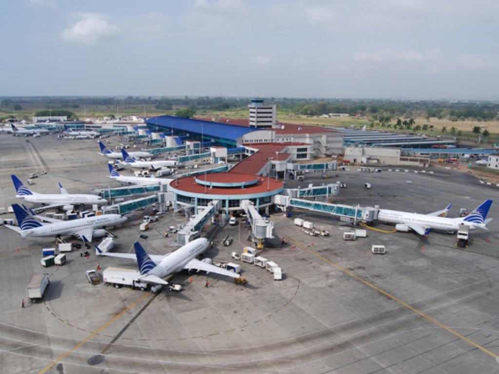 Reportan que planta para manejo de desechos en aeropuerto de Panamá tiene avance del 90%