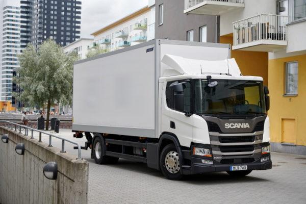 Scania urbano