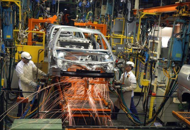 El uso de capacidad instalada de industria de Brasil logra mejor nivel en 3 años