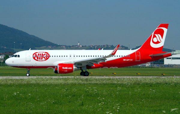 aerolínea Niki