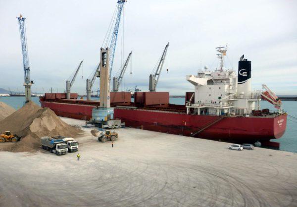 buque SBI Achilles