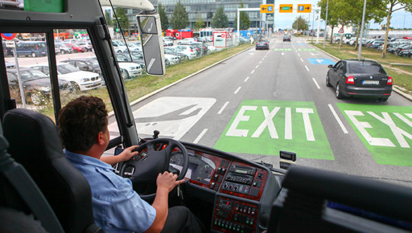 conductores profesionales