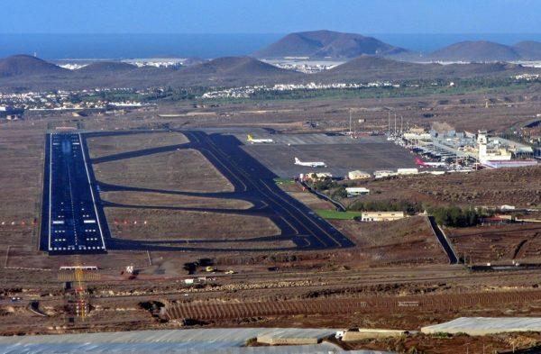 Aeropuerto-Tenerife-Sur