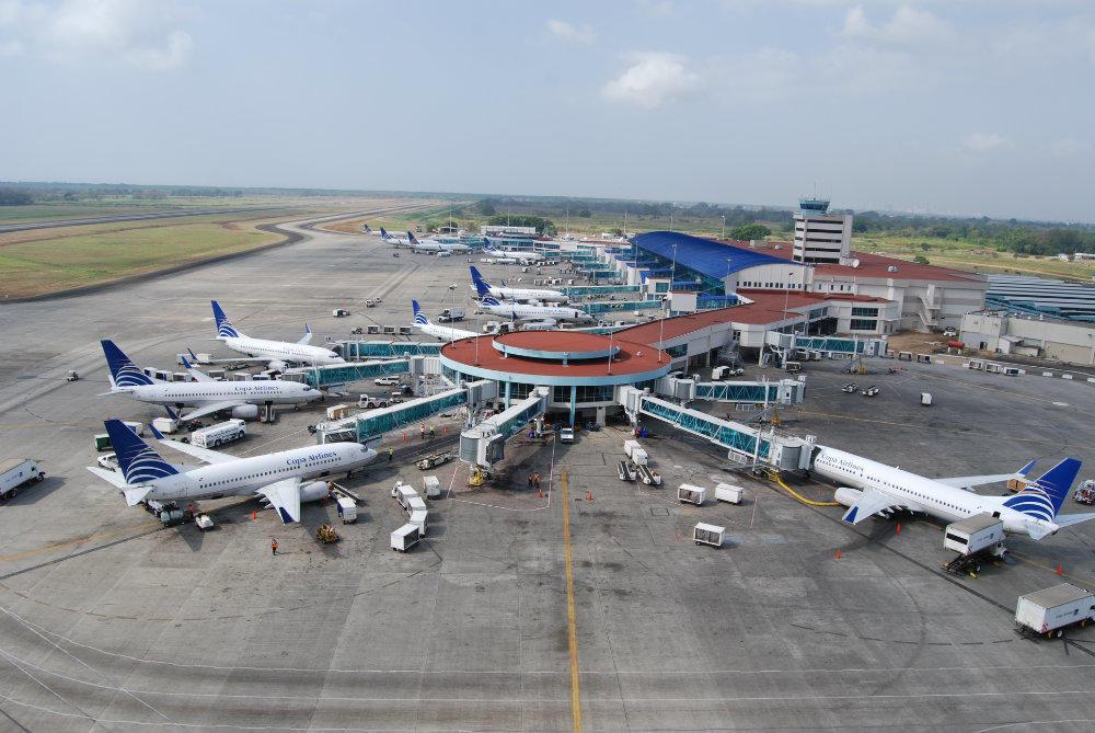 Aeropuerto de Tocumen en Panamá afina ajustes a red eléctrica para asegurar operación aérea