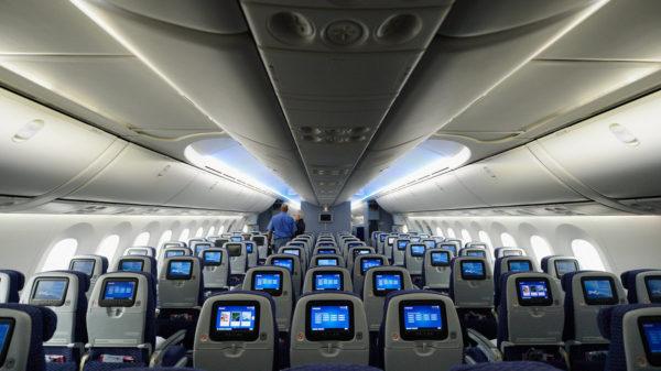 Air europa Boeing