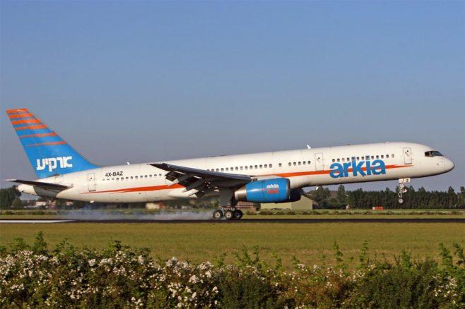 Arkia-Israeli-Airlines
