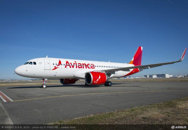 Avianca incorpora dos Airbus A320neo para fortalecer vuelos en Colombia y hacia EE.UU.