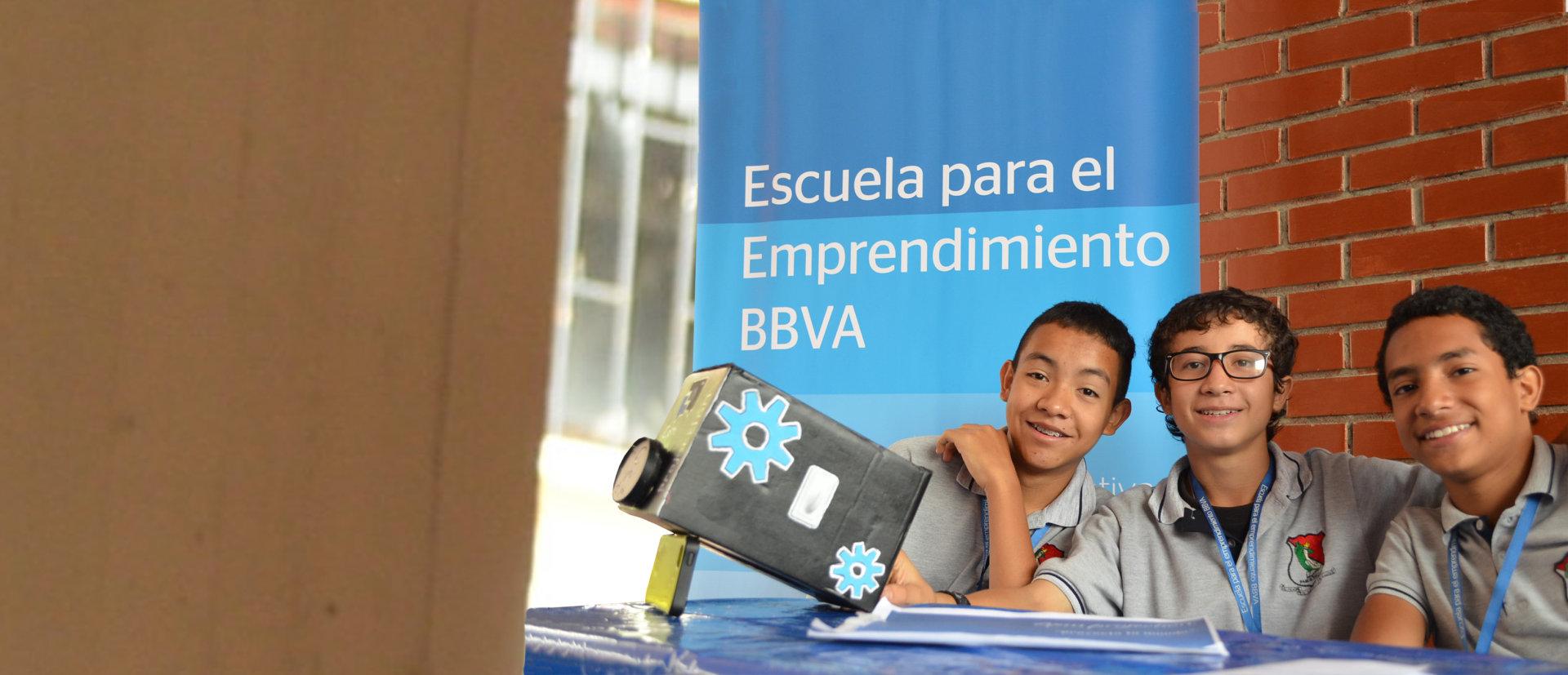 BBVA Colombia invirtió 2,6 millones de dólares en apoyo social en 2017