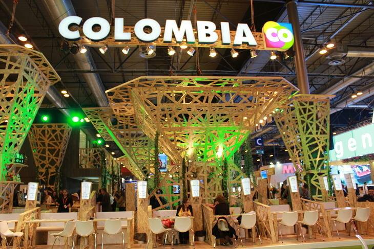Colombia participa en Fitur 2018 y resalta la explosión turística que vive gracias a la paz