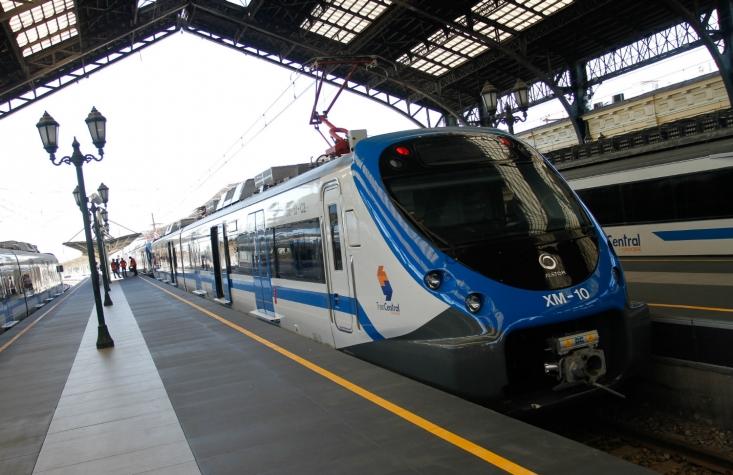 Consorcio chino-chileno quiere construir un tren alta velocidad entre Santiago y Valparaíso