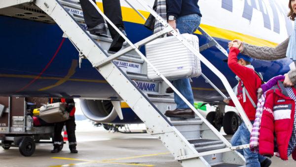 Equipaje Ryanair