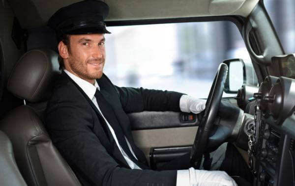Europcar con conductor