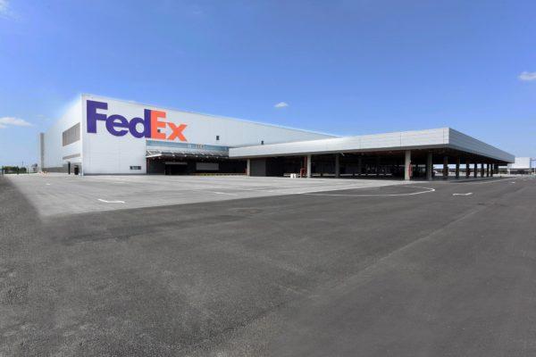 FedEx-Hub-Shanghai