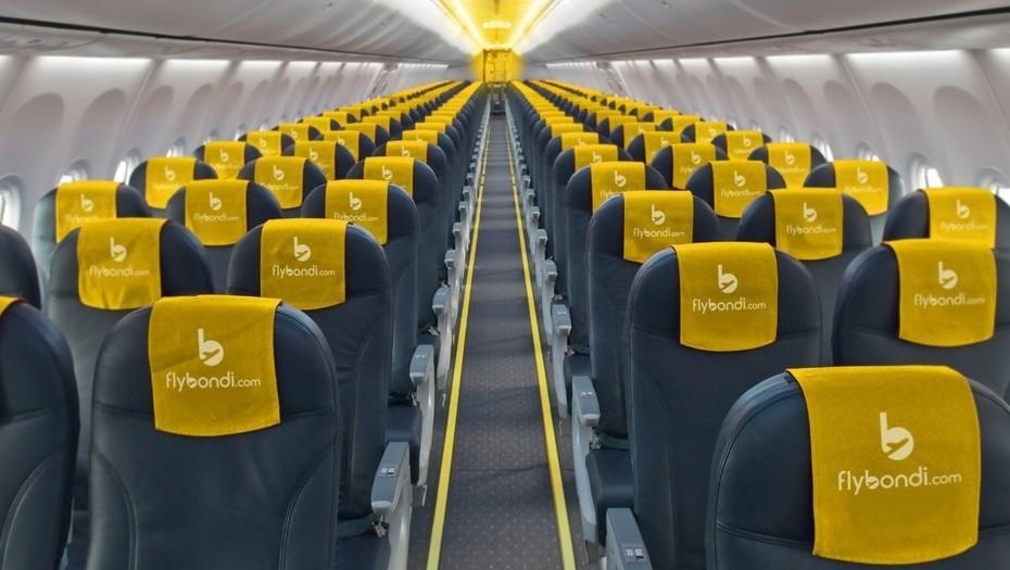 Flybondi, primera aerolínea de bajo costo en Argentina realiza su vuelo inaugural