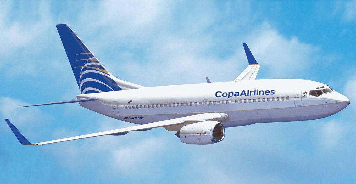 La aerolínea de Panamá Copa lidera en puntualidad en América Latina por quinto año consecutivo