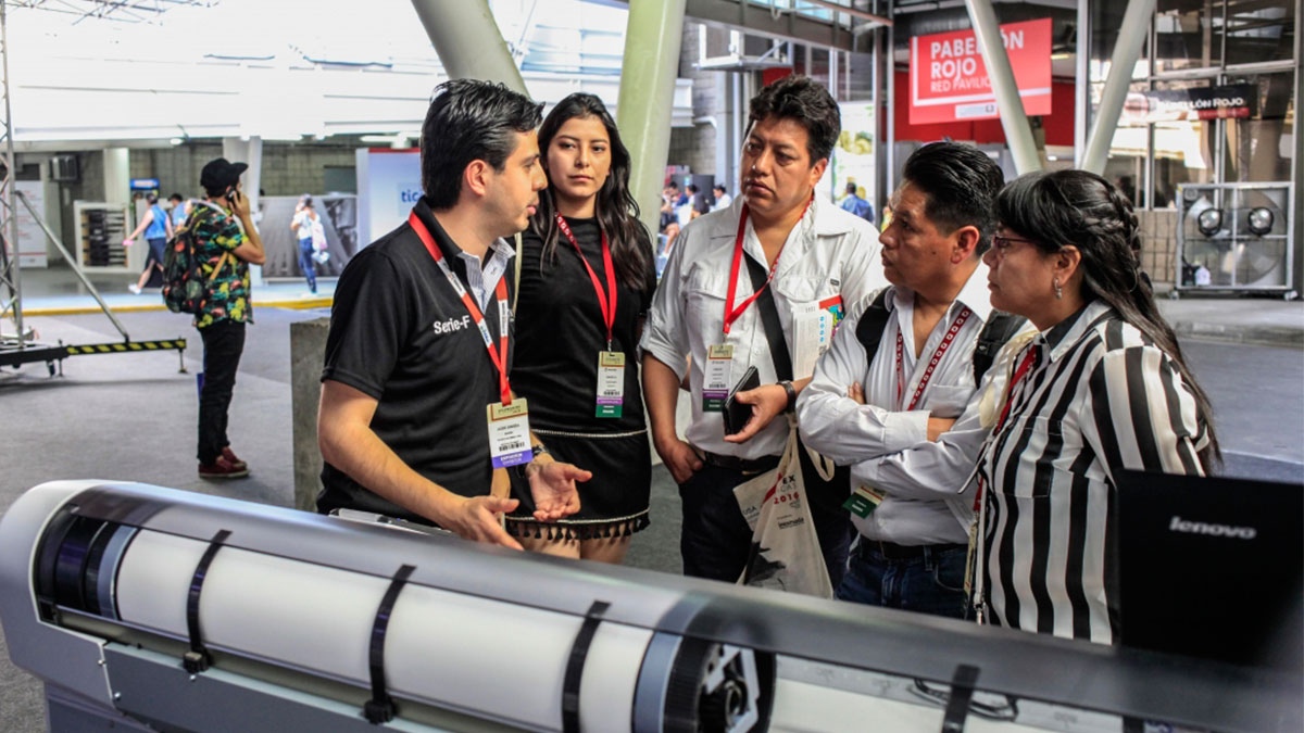 La industria textil en América Latina se dinamiza con la feria Colombiatex