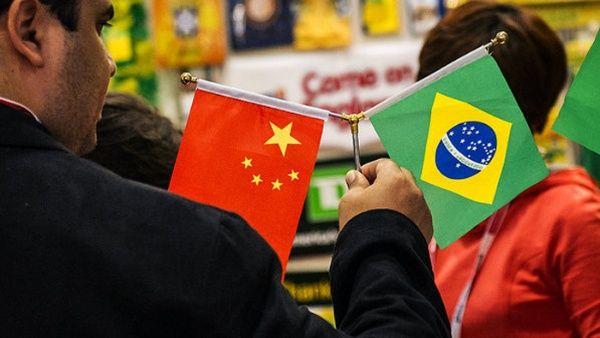 La inversión de China en Brasil alcanzó los 20.900 millones en 2017