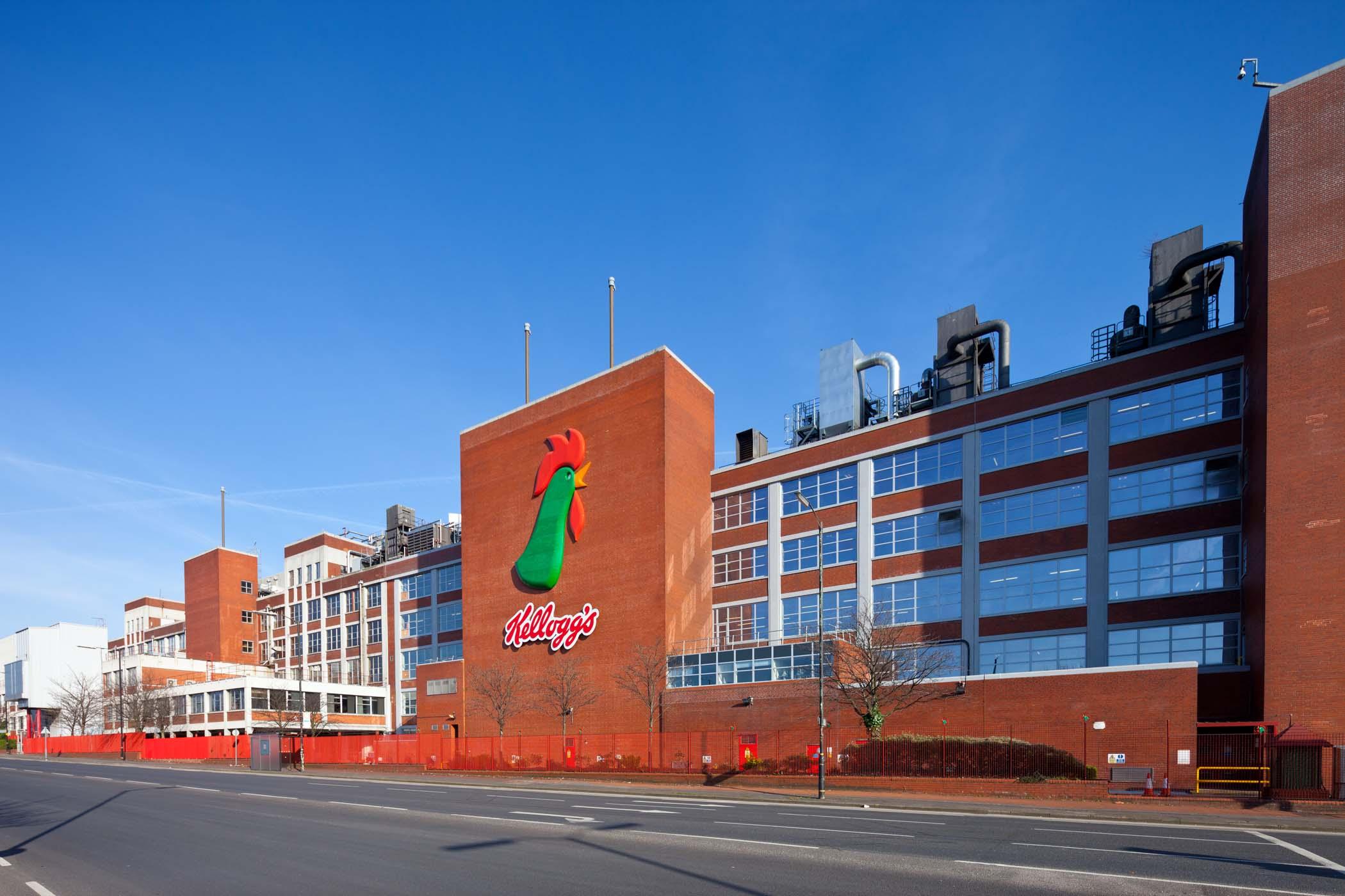 La multinacional Kellogg invierte 66 millones en Brasil para expandir sus operaciones