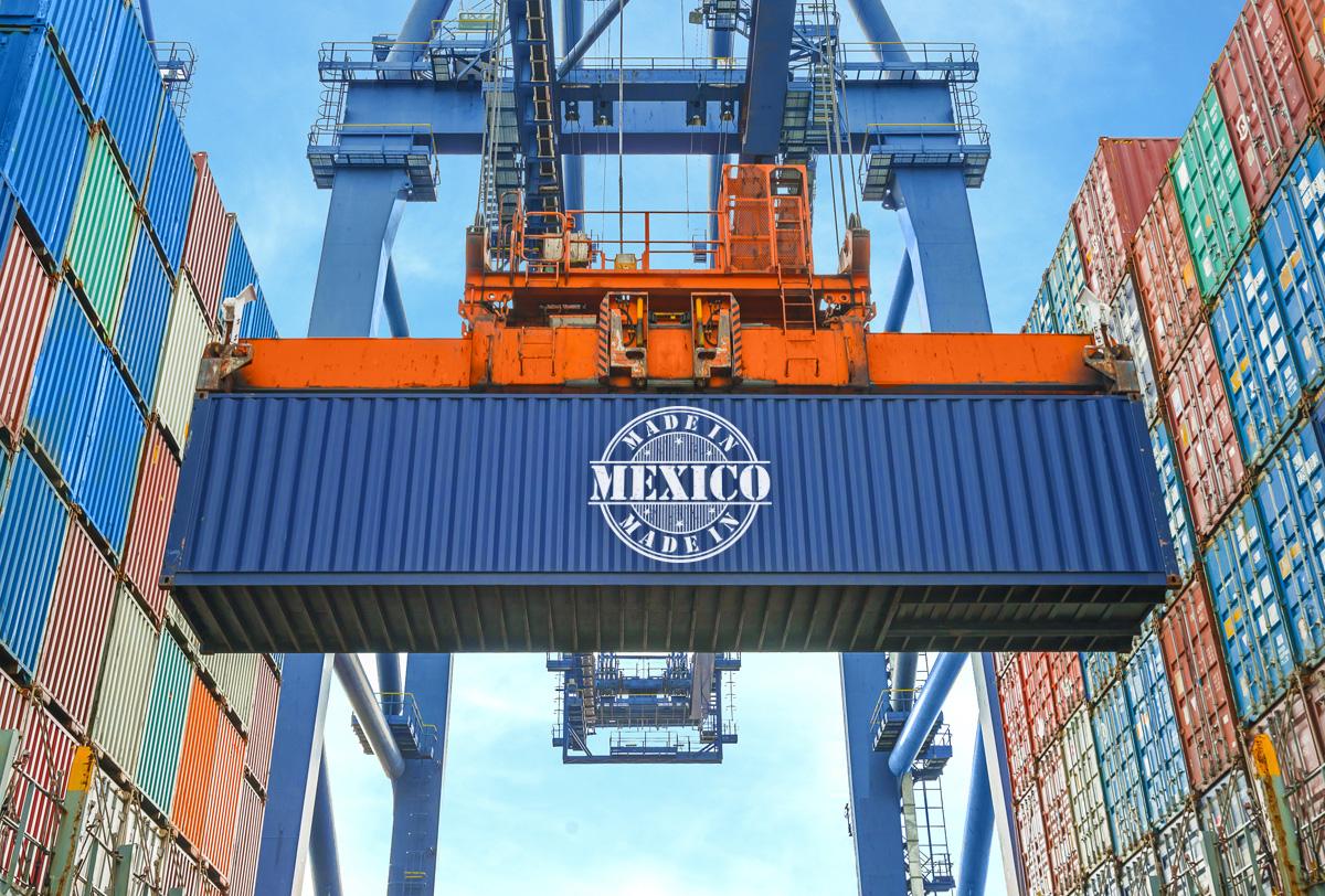 Las exportaciones de México crecen un 9,2% en noviembre