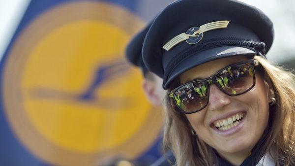 Lufthansa empleos