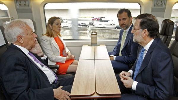 Mariano-Rajoy-AVE