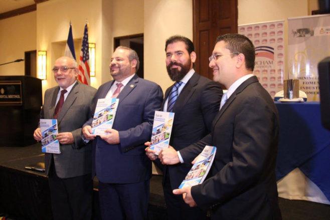 Nicaragua presenta Guía del Inversionista 2018