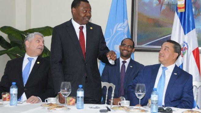 OACI destaca inversiones en República Dominicana en sector aeronáutico y seguridad aérea