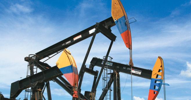 Producción de petróleo en Colombia cae un 3,4% en 2017