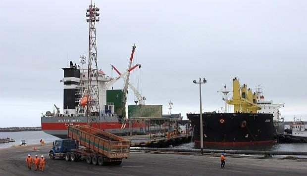 Puerto de Salaverry en Perú, con perspectivas positivas para 2018