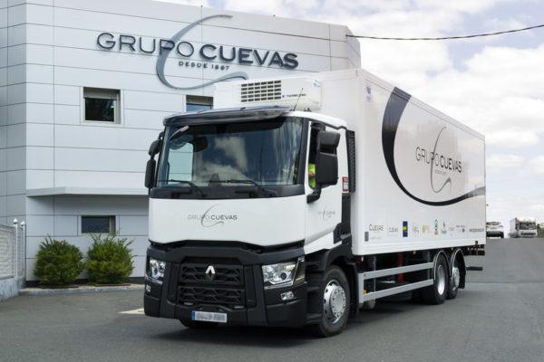 Renault Trucks T380