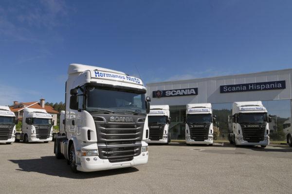 Scania Málaga